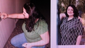 Me. Right, the year 2006. Left, early 2000s. Body fat: eternal?